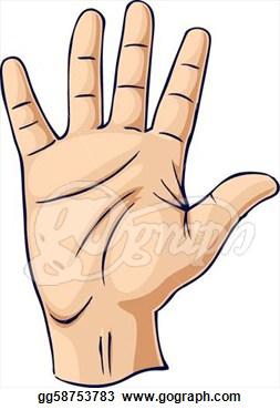 Hand Signals Clipart.