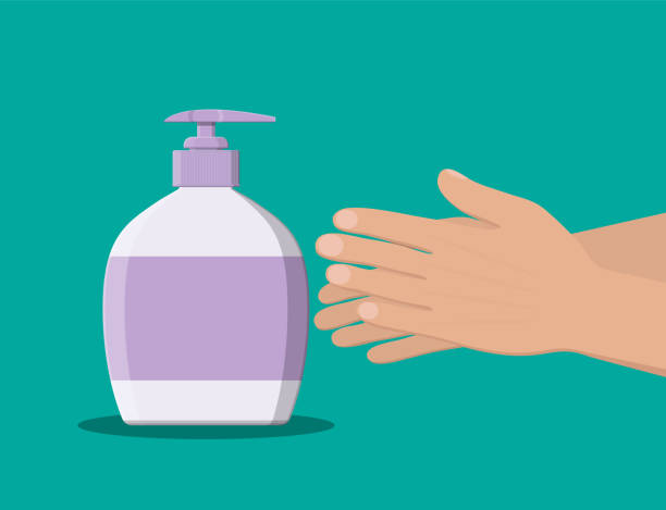 Best Liquid Soap Illustrations, Royalty.