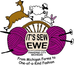 It's Sew Ewe — Handspun Yarn.