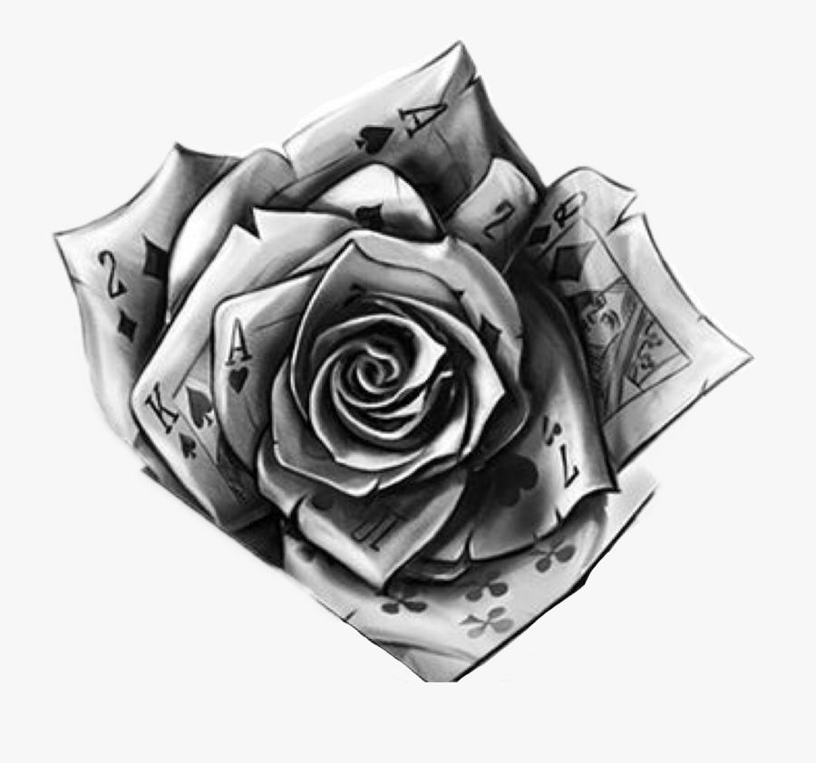 Transparent Rose Vine Png.