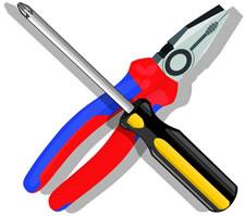 Clipart Hand Tools.