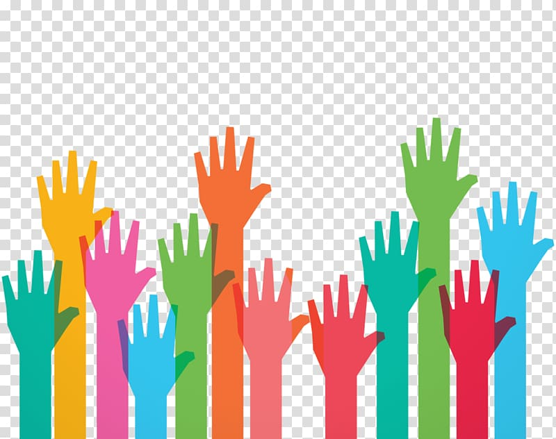 Hands , , hands up transparent background PNG clipart.