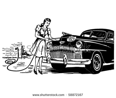 Clip Art Car Stock Images, Royalty.