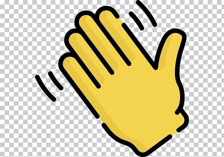 Wave Finger Hand.