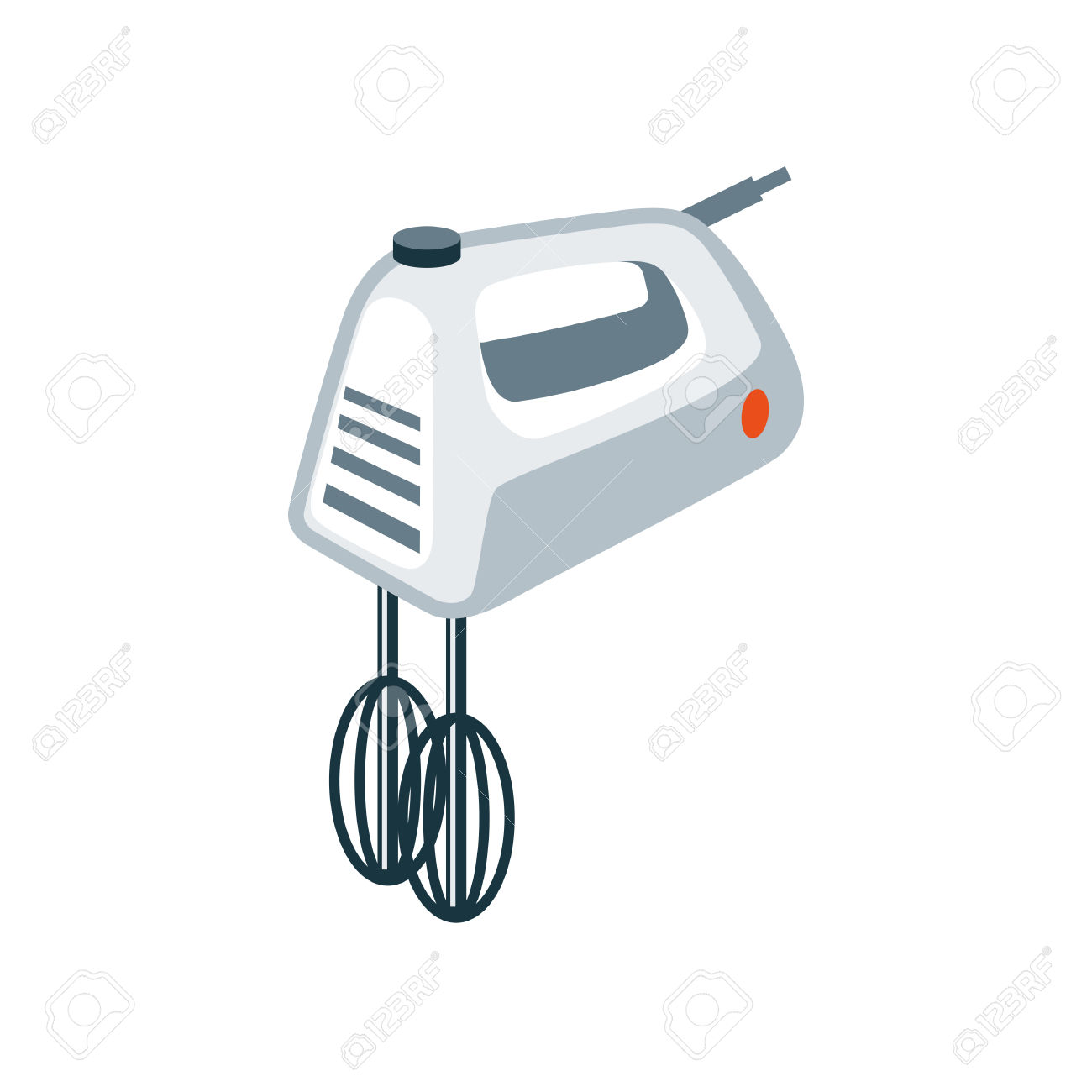 Cartoon Kitchen Mixer ~ Hand whisk clipart clipground