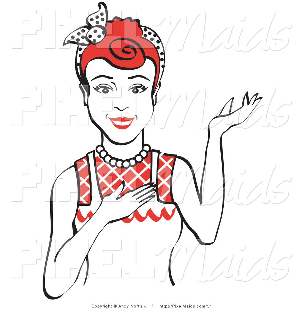 Royalty Free Wife Stock Maid Designs.