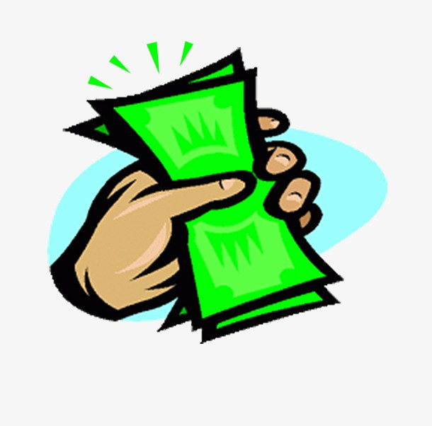 Hand with money clipart 4 » Clipart Portal.