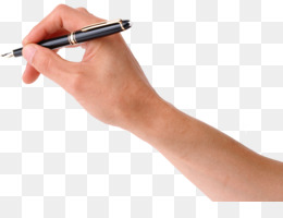 Pen In Hand PNG and Pen In Hand Transparent Clipart Free.