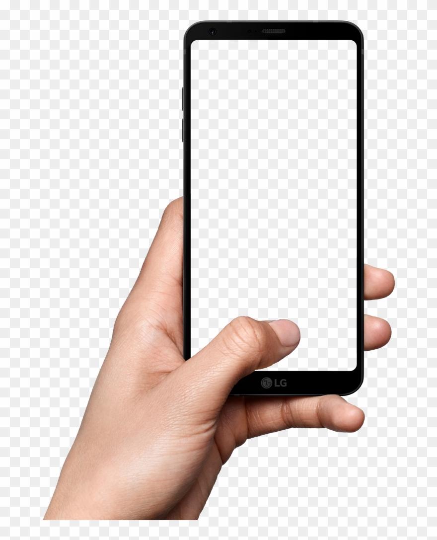 Transparent Finger Mobile Jpg Transparent Library.