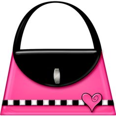 Free purse clipart images.