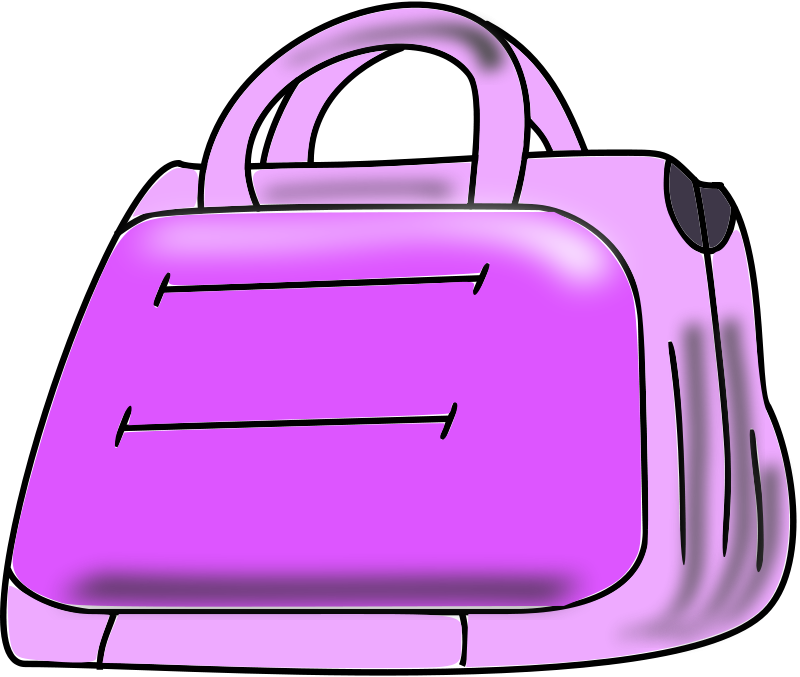 Free Clipart: Handbag.