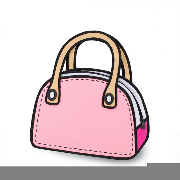 Shoulder Bag Clipart.