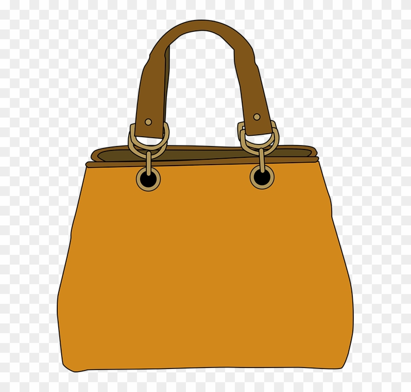 Women Bag Clipart Money.