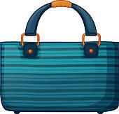 Handbag Clip Art.