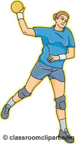 Showing post & media for Cartoon handball clip art.