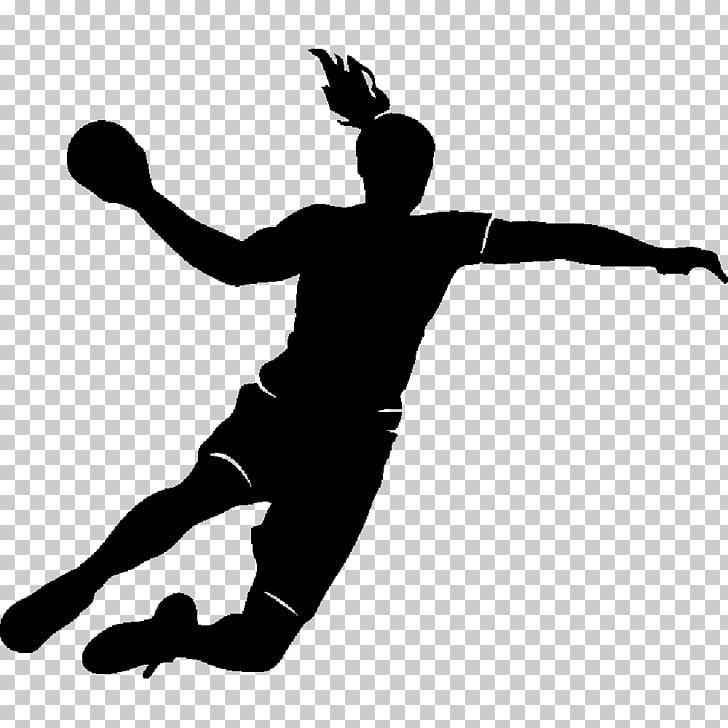 Handball Sport Wall decal Sticker , handball PNG clipart.