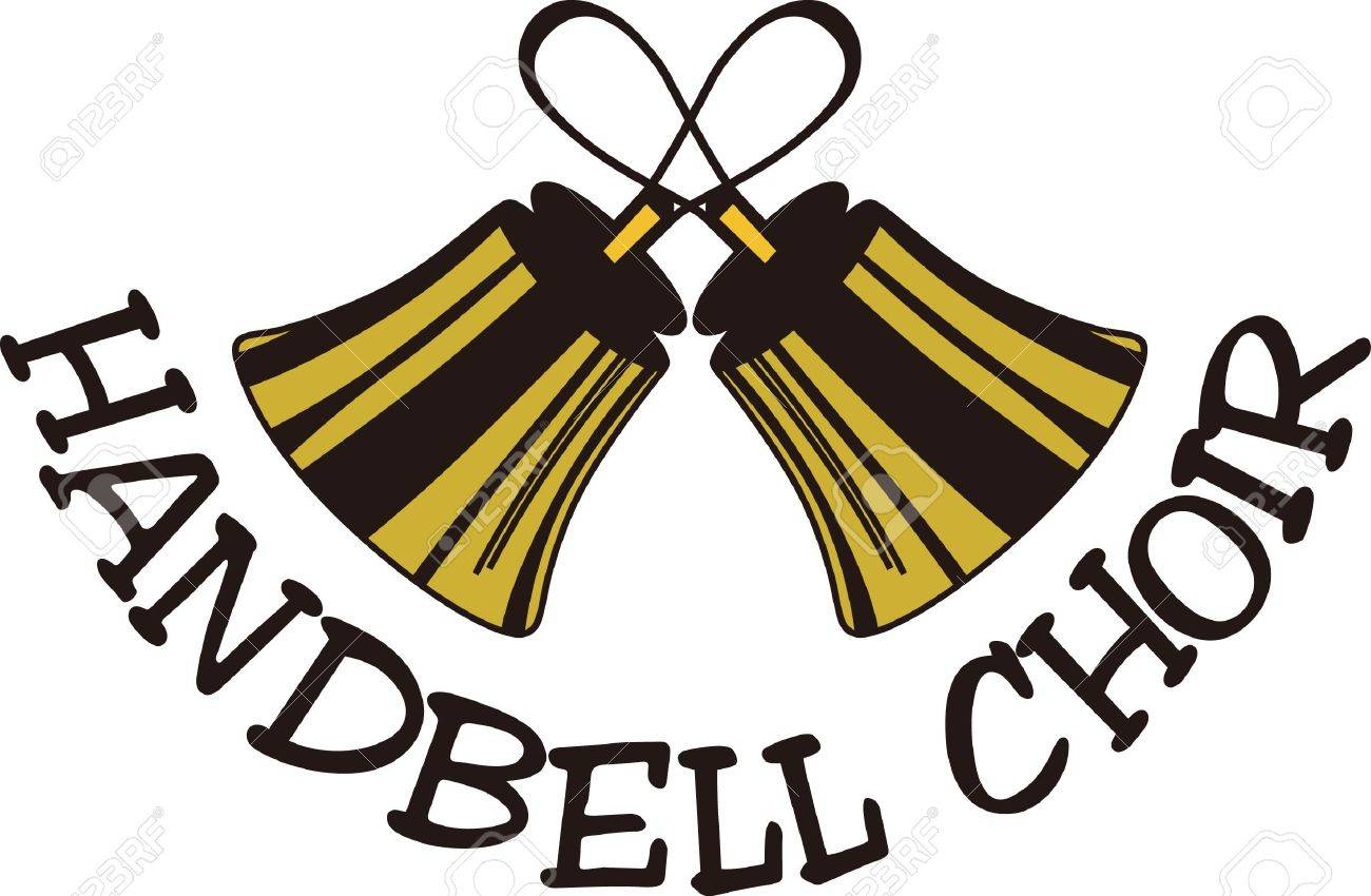 Handbells are example of everyone working together to create...
