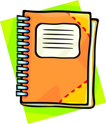 Handbook Clipart.