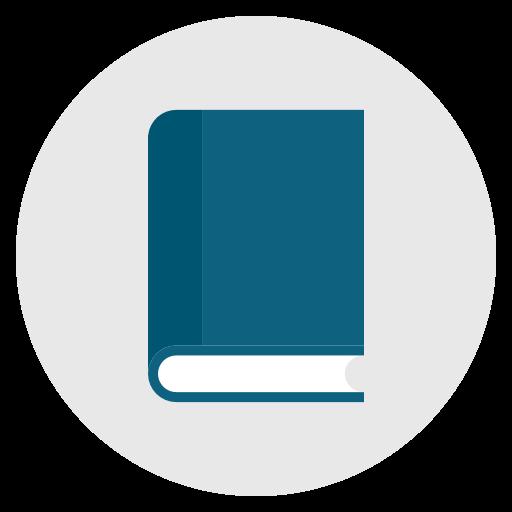 Book, handbook, manual, bible Icon Free of Flat Design Icons (Set 2).
