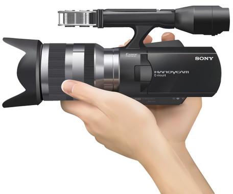 Sony Handycam NEX.