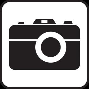 Big Ol Camera Clip Art at Clker.com.
