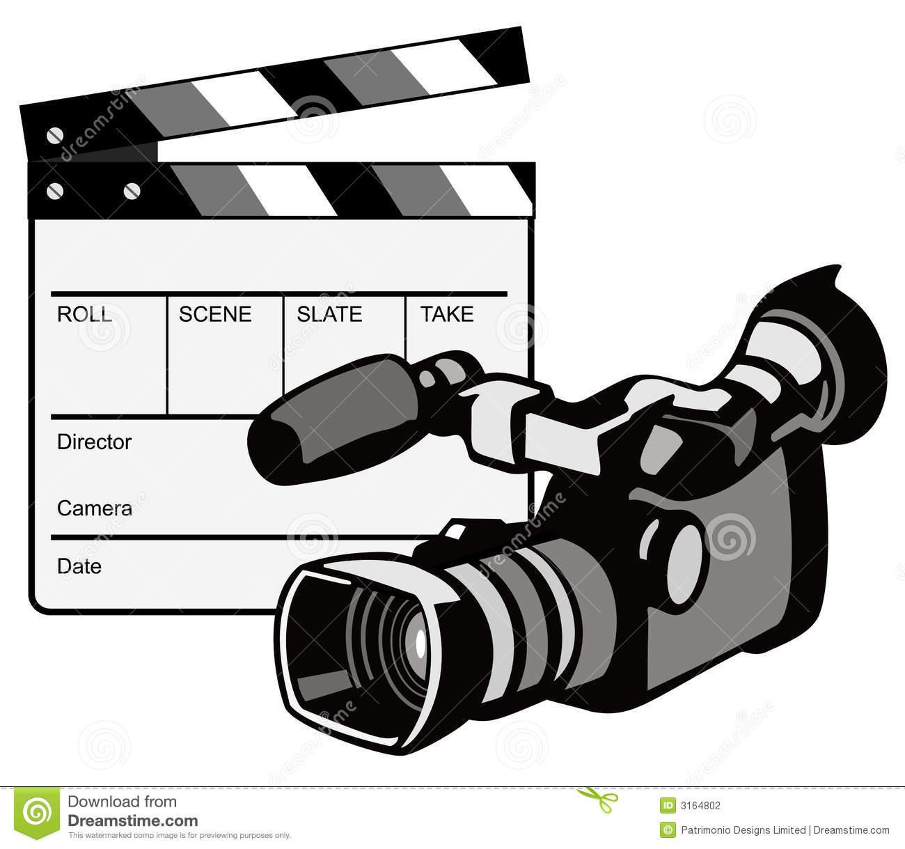 Handycam Stock Illustrations.