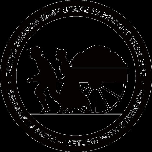 Mormon handcart pioneers Mormon pioneers Pioneer Day The.