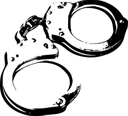 Handcuff Clipart Free.