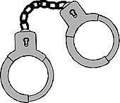Handcuffs Clip Art.