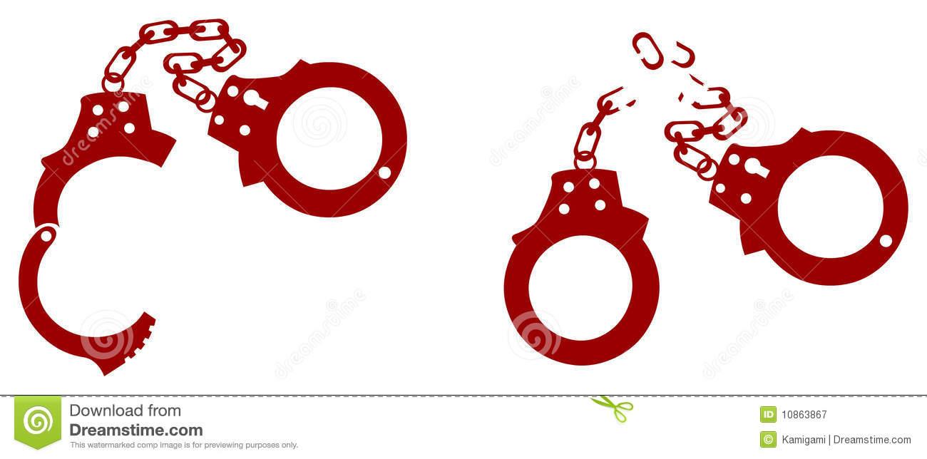 Handcuff Clip Art.