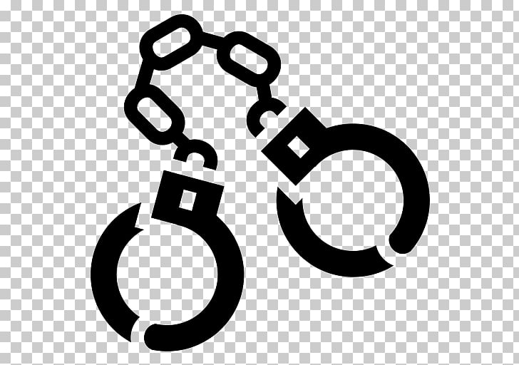 Handcuffs Police , handcuffs PNG clipart.