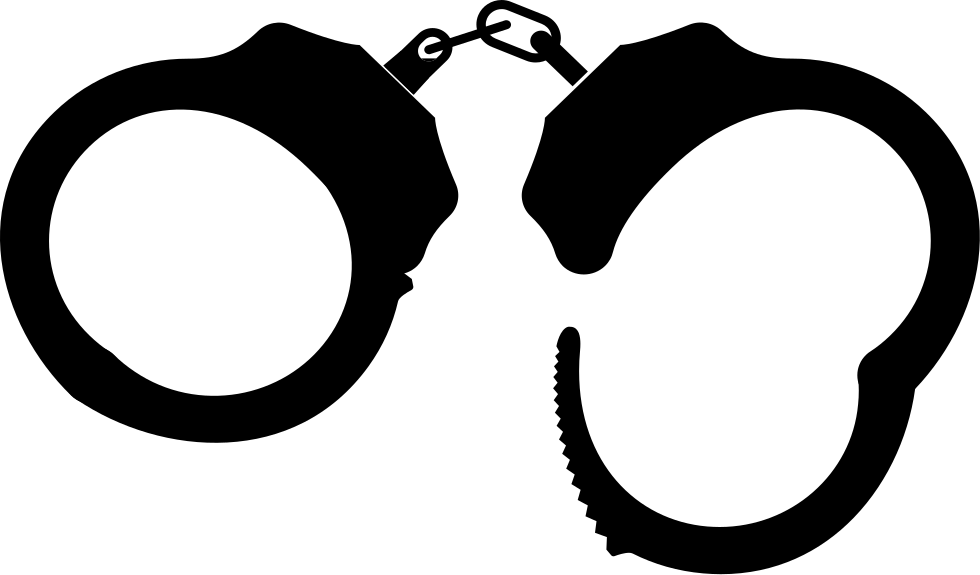 Handcuffs Police Computer Icons Clip art.