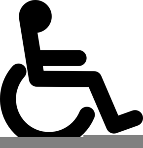 Free Clipart Handicap Symbol.