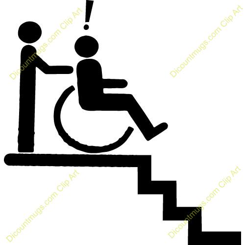 Handicap clipart - Clipground