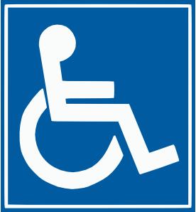 Handicap Sign Clip Art at Clker.com.