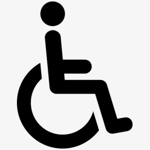 Fitness Clipart Wheelchair.