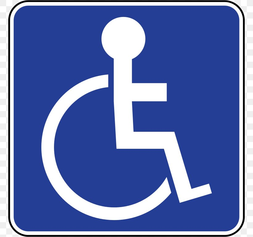 Disabled Parking Permit Disability Car Park Sign Clip Art.