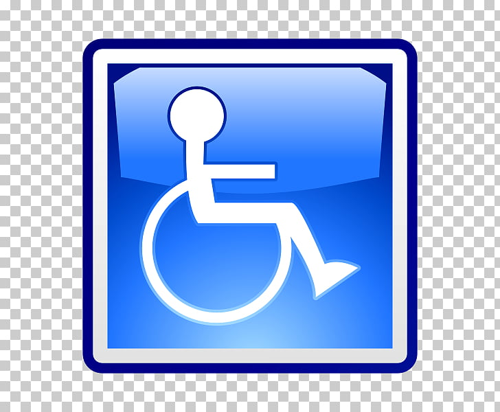 Accessibility International Symbol of Access Disability.