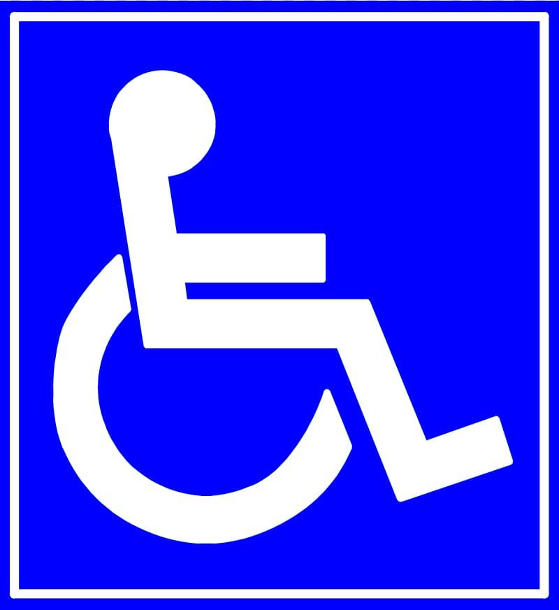 Disability Disabled parking permit Sign Car Park.
