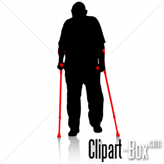 Handicapped clipart free.