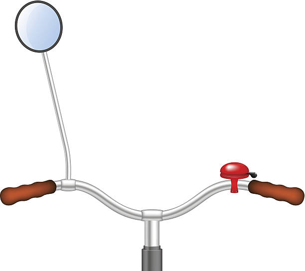 Best Bicycle Handlebars Illustrations, Royalty.