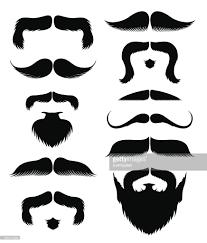 Image result for handlebar moustache clip art.