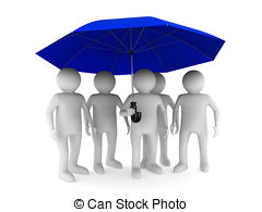 Corporate insurance handler Clipart and Stock Illustrations. 4.