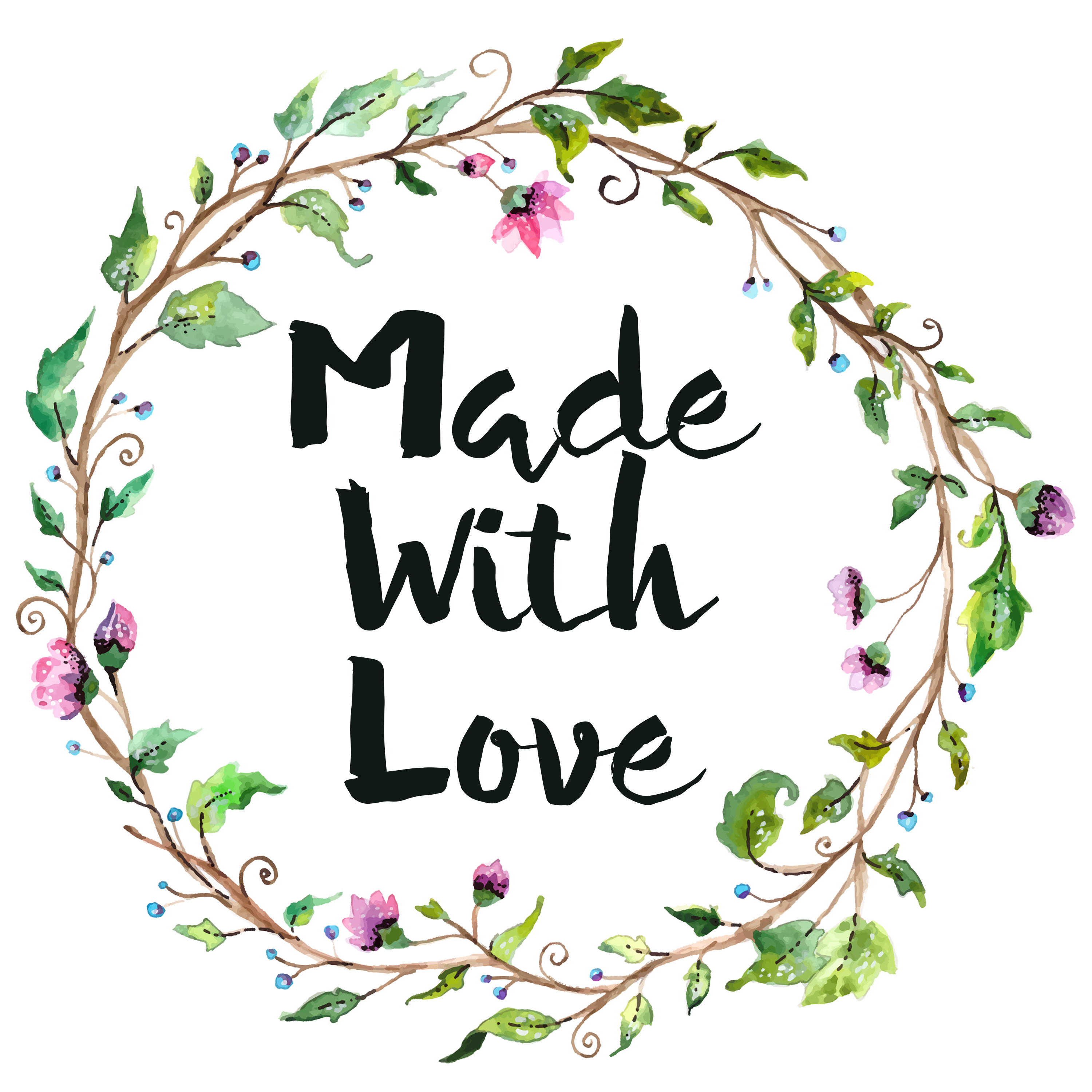 Made with Love Logo.