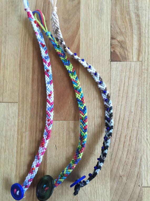 1000+ ideas about Handmade String Bracelets on Pinterest.