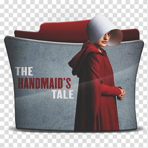 The Handmaid Tale Folder Icon, The Handmaid\'s Tale Folder.