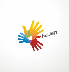 Logo Handprint Vector Images (over 120).