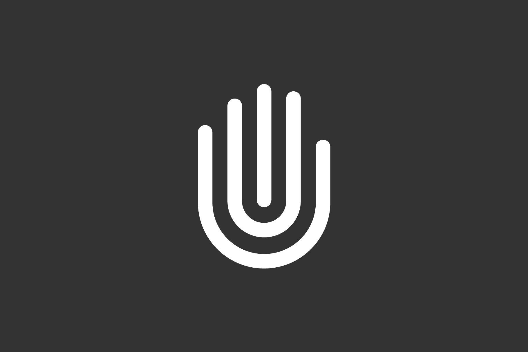 Handprint Logo.