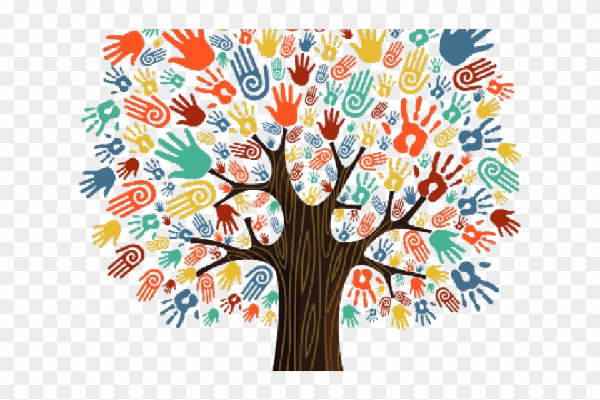 Handprint Clipart Handprint Tree.