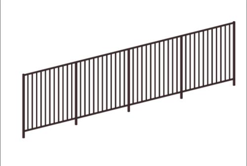 Railing Metal , Uday Patterns & Engineers.